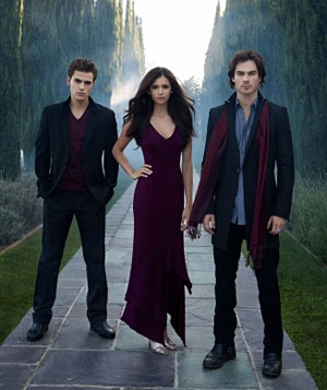 "Watch ""The Vampire Diaries"" on The CW"