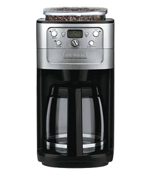 Cuisinart DGB-550BK grind and brew coffeemaker