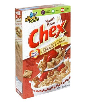 Multi-Bran Chex cereal