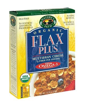 Nature's Path Organic Flax Plus Multibran