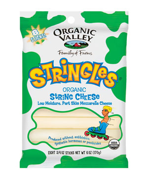 Organic Valley Stringles