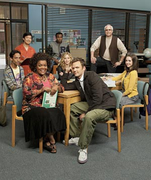 """Community"" on NBC"