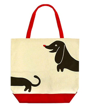 Fred Flare Hot Dog Tote