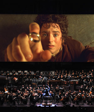 """The Lord of the Rings"" at Radio City Music Hall"