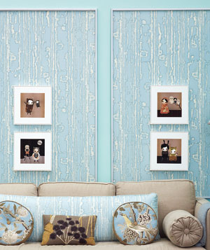 Adorn the Walls in Unexpected Ways