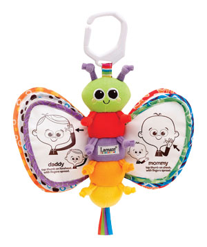 Learning Curve Lamaze Flutterfly the Butterfly