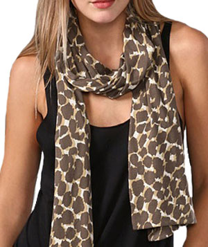 Marc by Marc Jacobs Wildflower Scarf
