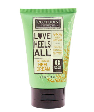 Ecotools Love Heels All Intensive Heel Cream