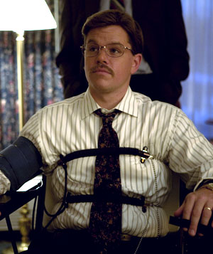 "Matt Damon in ""The Informant!"""