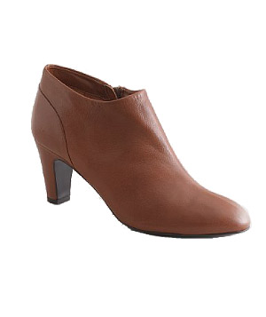 J. Crew Cadogan Leather Ankle Boots