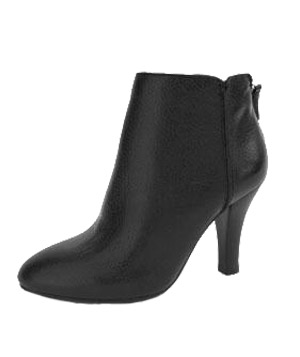 Love Moschino Leather Ankle Boots