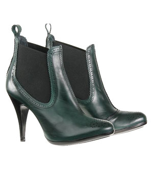 Pedro Garcia Dallas Budapester Booties