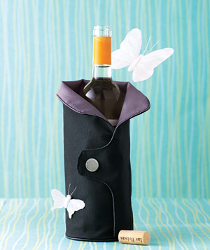 Menu Vignon Cool Coat for wine bottle