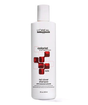 L'Oreal Paris Professionnel Colorist Collection Red Clover Shampoo