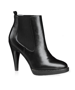 Banana Republic Anita leather boots