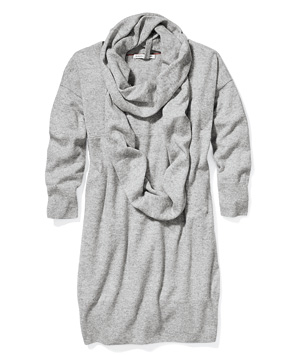 Banana Republic scarf dress