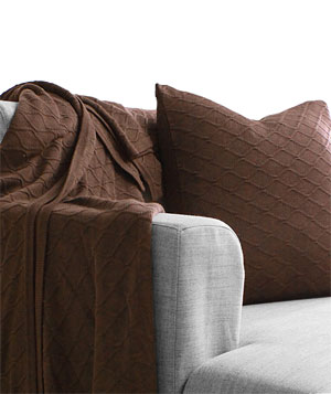 Bamboo Throw by Inhabit
