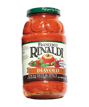 Francesco Rinaldi Diavolo Hot and Spicy