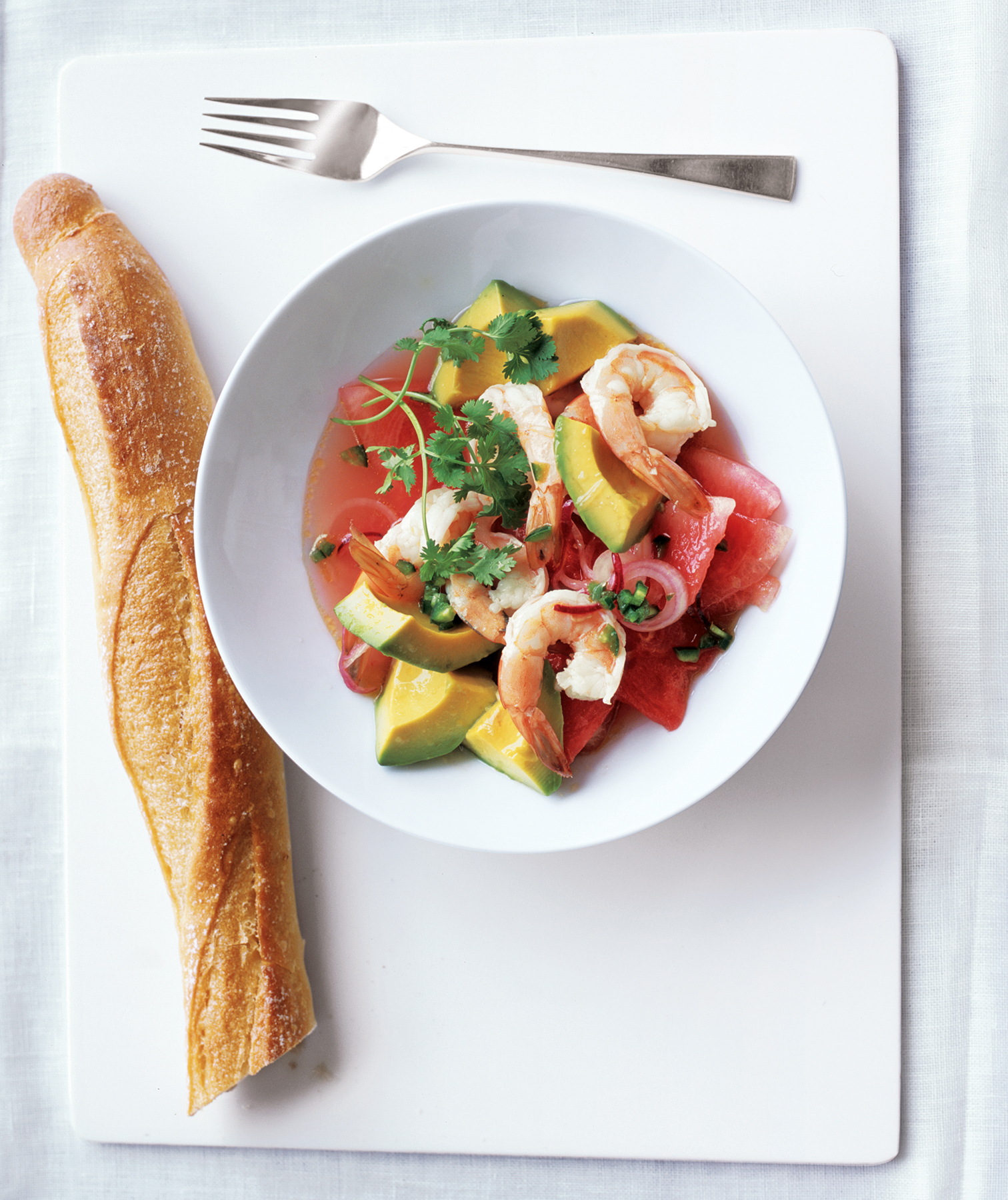 Summer Shrimp Salad