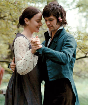 """Bright Star"" with Ben Whishaw and Abbie Cornish"
