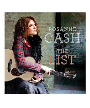"""The List"" album by Rosanne Cash"