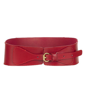 Marc by Marc Jacobs Leather Waist Belt