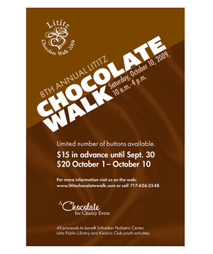 Litiz Chocolate Walk