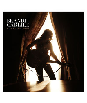"""Give Up the Ghost"" album by Brandi Carlile"