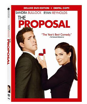 """The Proposal"" on DVD"