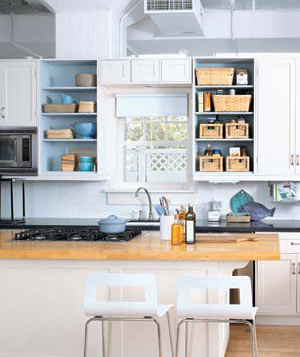 24 Smart Organizing Ideas for Your Kitchen - Real Simple