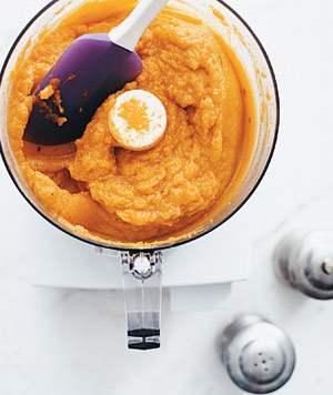 Roast Butternut Squash Puree