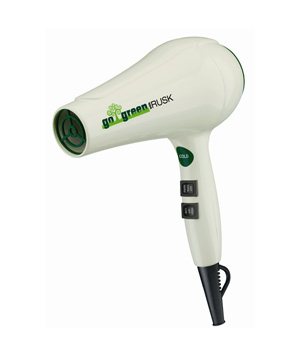 Rusk Go Green Hair Dryer