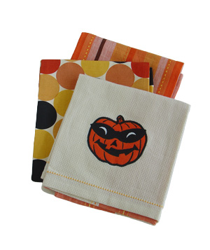 Halloween Towels by C.S. Post & Co.