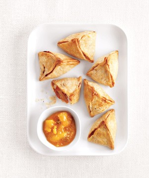 Turkey Samosas