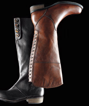 Riding Boots from BCBGeneration and Miz Mooz