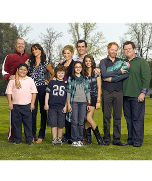"""Modern Family"" on ABC"