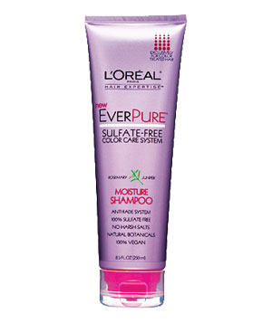 L'Oreal Paris EverPure Sulfate-Free Color Care Moisture Shampoo