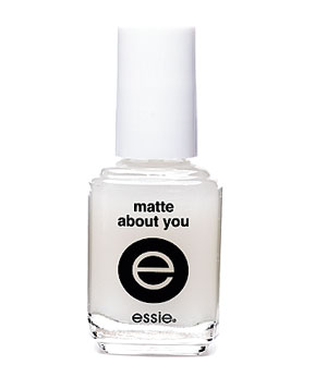 Essie Matte About You Finisher nail polish