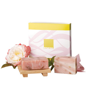 Soap for Hope Gift Set by Lather