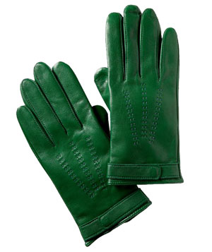 Banana Republic Leather Driving Gloves