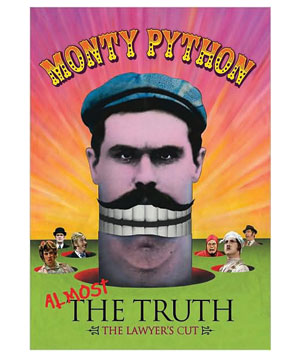 """Monty Python: Almost the Truth"" on DVD"