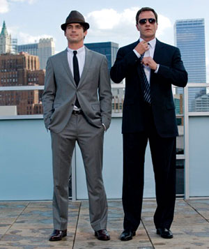 """White Collar"" still"