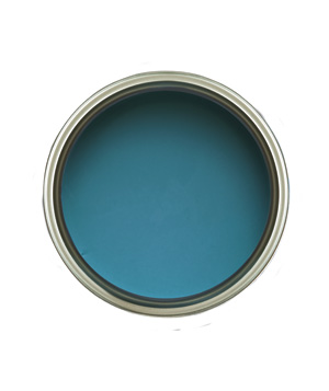 Blue Ceruleum Moyen paint