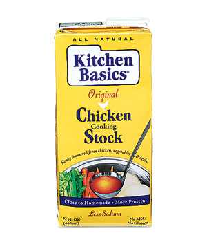 Kitchen Basics Natural Chicken Cooking Stock