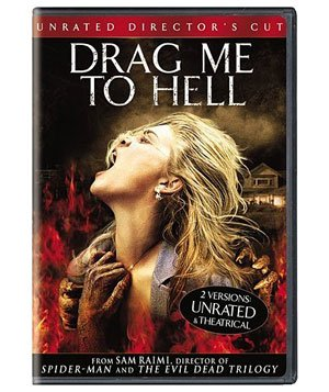 """Drag Me to Hell""  DVD"