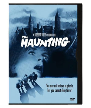 """The Haunting"" DVD"