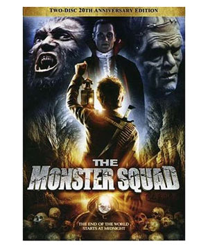 """The Monster Squad"" DVD"