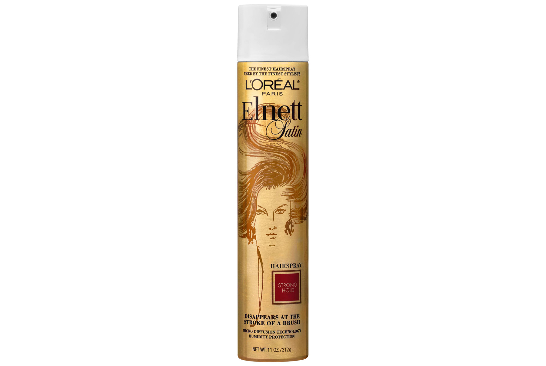 L'Oréal Paris Elnett Strong Hold Satin Hair Spray