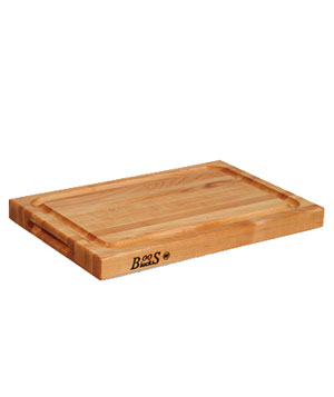 John Boos Professional Reversible Cutting Board