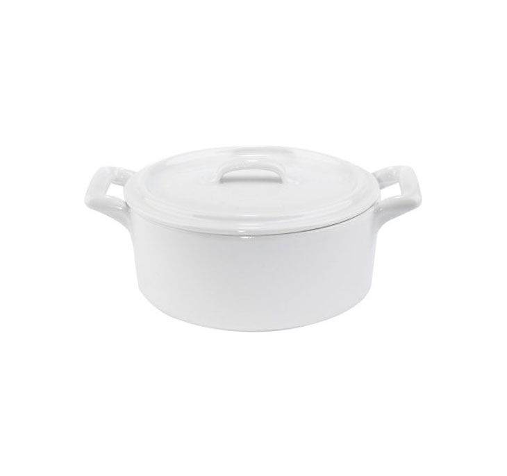 Revol Belle Cuisine 2.7 Quart Cocotte With Lid